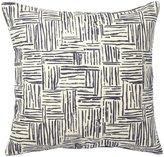 Pehr Designs Ink Hatch Pillow - Ink