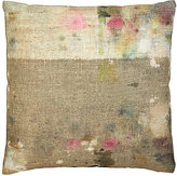 Dransfield and Ross Dropcloth Linen-Cotton Pillow-Nude