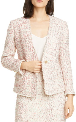 Tailored by Rebecca Taylor Tweed Jacket
