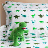 Lulu and Nat Dinosaur Single Pillowcase