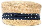 Maison Michel Abby Straw Hat