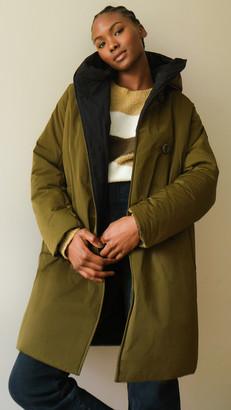 OOF Reversible Hooded Jacket