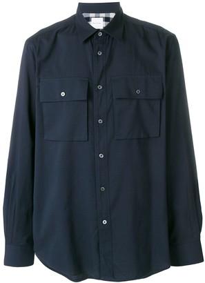Paul Smith Casual Long-Sleeve Shirt