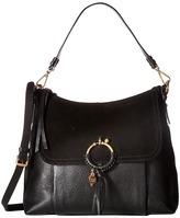 See by Chloe Joan Medium Hobo w/ Crossbody Strap Handbags