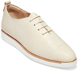 Cole Haan Grand Ambition Lace-Up Leather Oxford