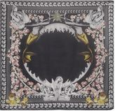 Givenchy Cotton And Modal Shark Scarf