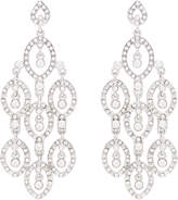 Shae Diamante Long Drop Earrings
