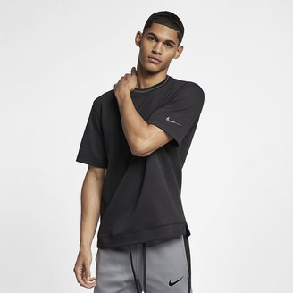 Nike Men's Short-Sleeve Basketball Top Dri-FIT