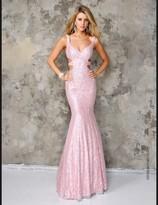 Nina Canacci - 9070 Dress in Pink