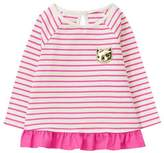 Gymboree Gold Kitty Top