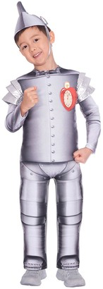 Childrens Tin Man Costume