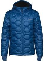 Firetrap Mens Pariah Puffer Jacket Cobalt