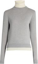 ADAM by Adam Lippes Roll-neck merino-wool sweater