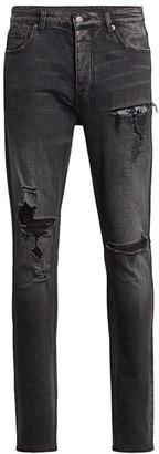 Ksubi Chitch Rat Angst Distressed Skinny Jeans