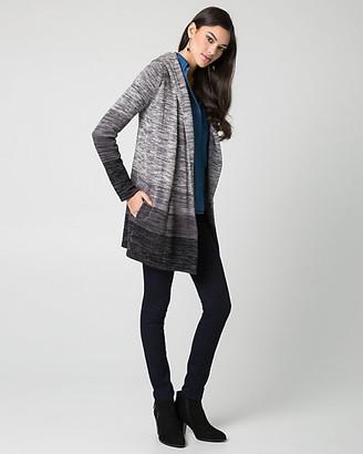 Le Château Melange Cotton Sweater Coat