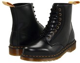 Dr. Martens 1460 Vegan 8-Eye Boot (Cherry Red Cambridge Brush) Lace-up Boots