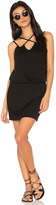 Lanston Cross Front Dress
