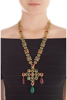 Kenneth Jay Lane Embellished Necklace