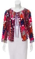 Missoni Embellished Evening Jacket