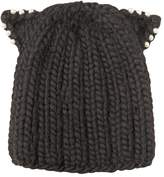 Eugenia Kim Felix Embellished Wool Hat