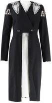 ALICE by Temperley Black Wool Coat for Women