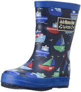 Jo-Jo JoJo Maman Bebe Patterned Wellies (Toddler) - Boat-10