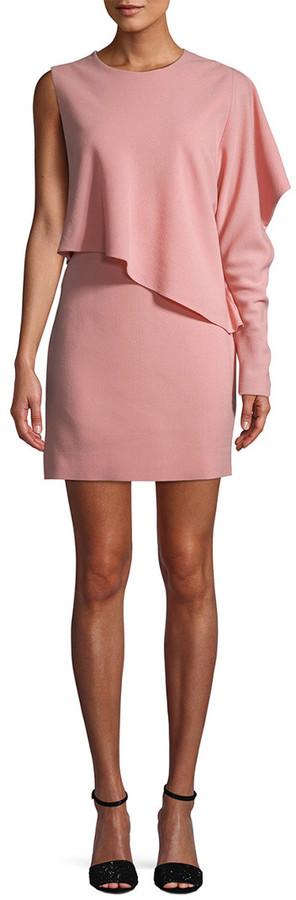 Tom Ford Asymmetric Drape Dress