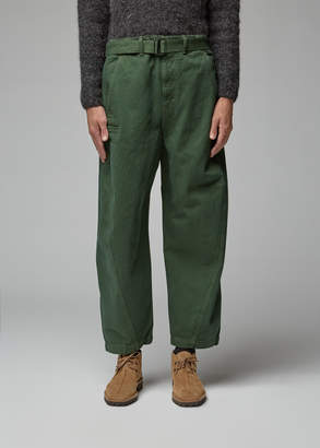 Lemaire Denim Twisted Pant