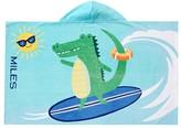 Pottery Barn Kids Surfing Alligator Beach Wrap