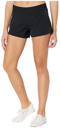 Ryu Aero Shorts (Black) Women's Shorts