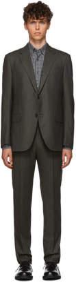 Ermenegildo Zegna Black Cashmere Milano Easy Suit