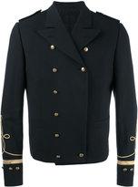 Ports 1961 military style blazer - men - Cotton/Cupro/Viscose - 44