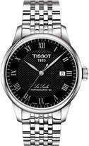 Tissot Le Locle/Gr/A/Steel/Black Dial