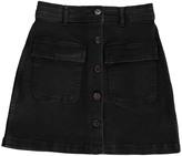 soeur Vintage Denim Skirt