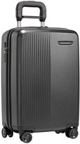 Briggs & Riley Men's 'Sympatico' Wheeled Carry-On - Black