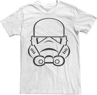 Star Wars Men's Typographic Protection Graphic Tee