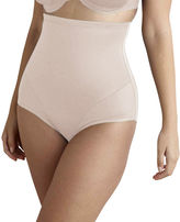 JCPenney NAOMI AND NICOLE Naomi and Nicole Back Magic High-Waist Briefs - 7085
