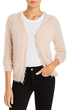Velvet by Graham & Spencer Elle Fuzzy Cardigan