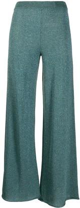 Roberto Collina Wide-Leg Trousers