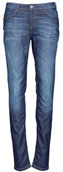 Chipie NIEBLA women's Skinny Jeans in Blue