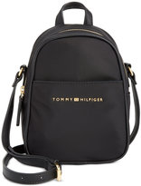 Tommy Hilfiger Juliette Nylon Mini Backpack Crossbody