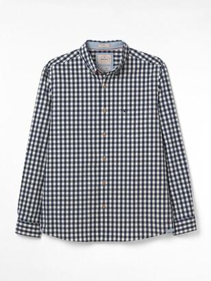 White Stuff Izu Gingham Shirt