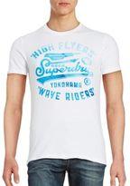Superdry Wave Riders Logo Tee