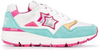 Atlantic Stars Agena Cherry Crystal sneakers
