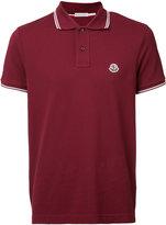 Moncler polo shirt - men - Cotton - XXL