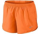 Nike Modern Embossed Tempo Dri-Fit Womens Running Shorts Size M