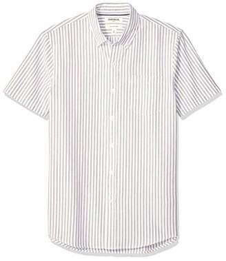 Goodthreads Men's Slim-Fit Short-Sleeve Oxford Shirt