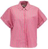 Weekday STELLA Shirt gingham red