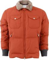Brunello Cucinelli Opaque Jacket