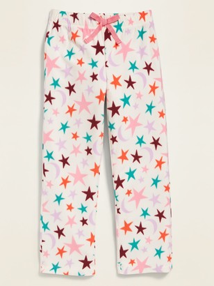 Old Navy Printed Micro Performance Fleece Pants for Girls